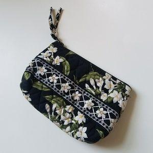 "Vera Bradley make up bag jasmine pattern 5"" X 7"""